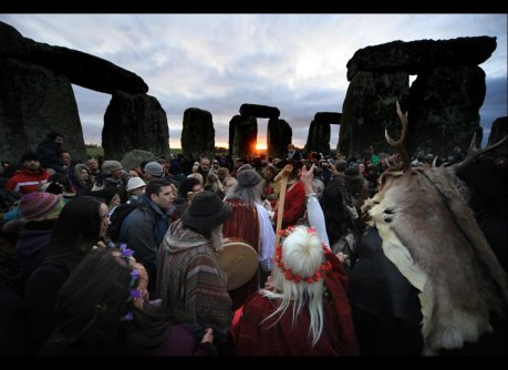Winter Solstice_Photo by Matt Cardy_Getty Images_