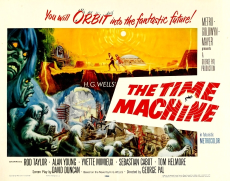 The Time Machine (1960) 2