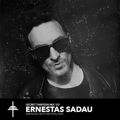 Secret-Thirteen-Mix-107-Ernestas-Sadau-Dausa