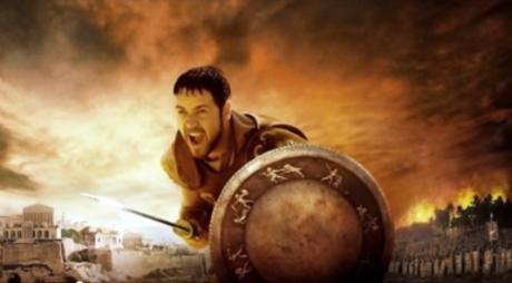 Gladiator_Maximus_Roars