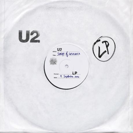 U2 Songs of Innocence cover