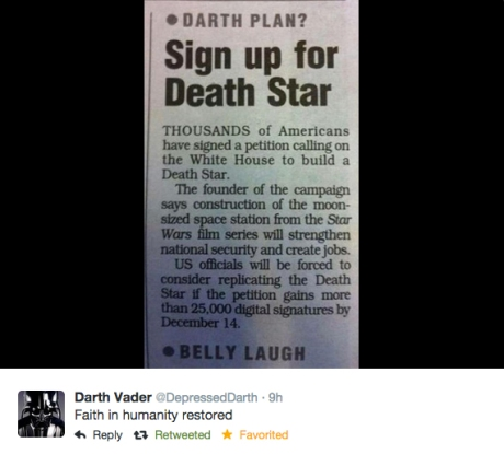 SignUpDeathStar