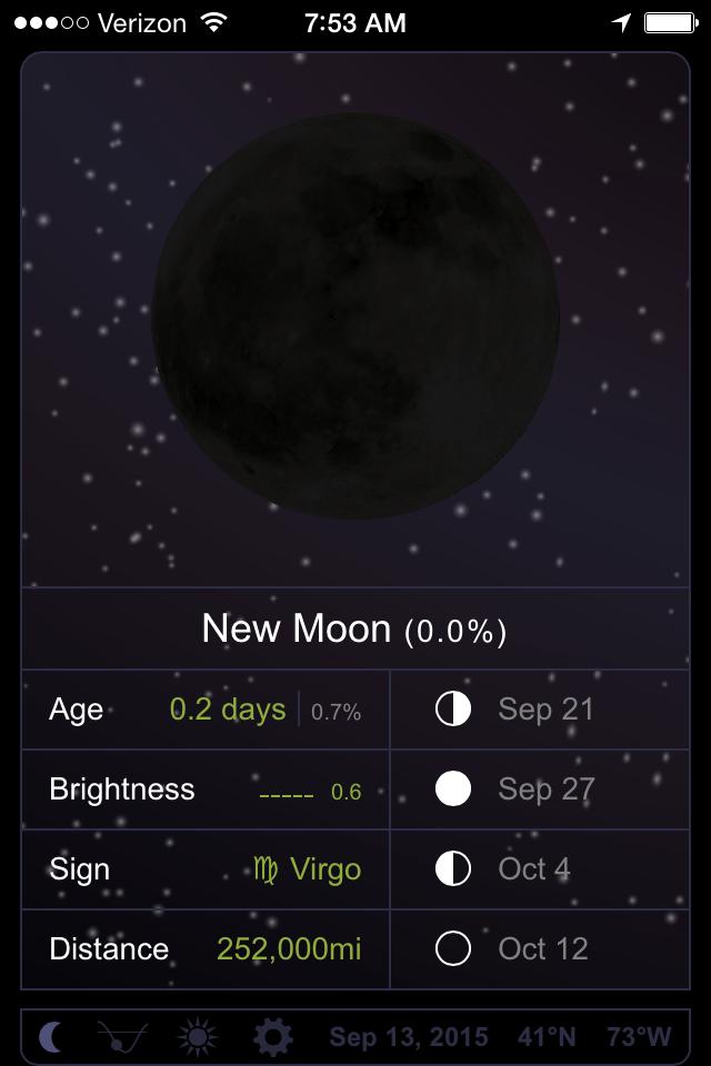 Zero Moon
