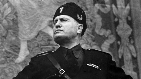 Benito-Mussolini-Getty