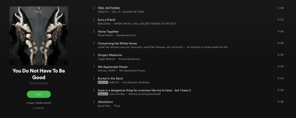 S_Elizabeth_Spotify