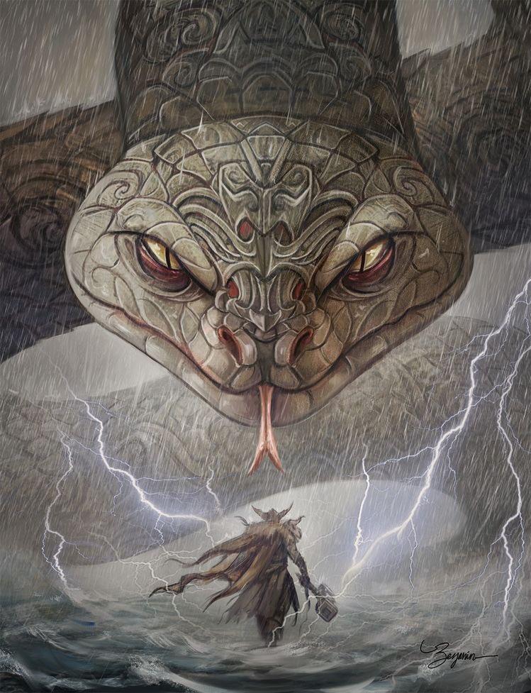 Thor_MidgardSerpent